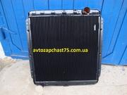 Радиатор Камаз с повышенной теплоотдачей